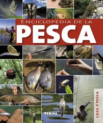 enciclopedia de la pesca, libros de pesca, webs de pesca, comprar libros de pesca