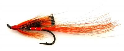 Ally's Shrimp, moscas salmón, pescar salmón a mosca, allastair gowans, cañas de salmón, cotos de salmón