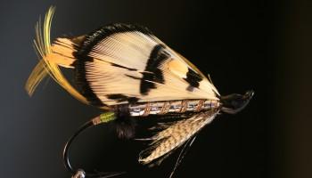 moscas para salmón, pescar el salmón a mosca. monatje de moscas, cotos de salmón
