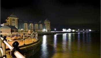 pesca de cohe, mejores horas pesca de noche, lubinas,