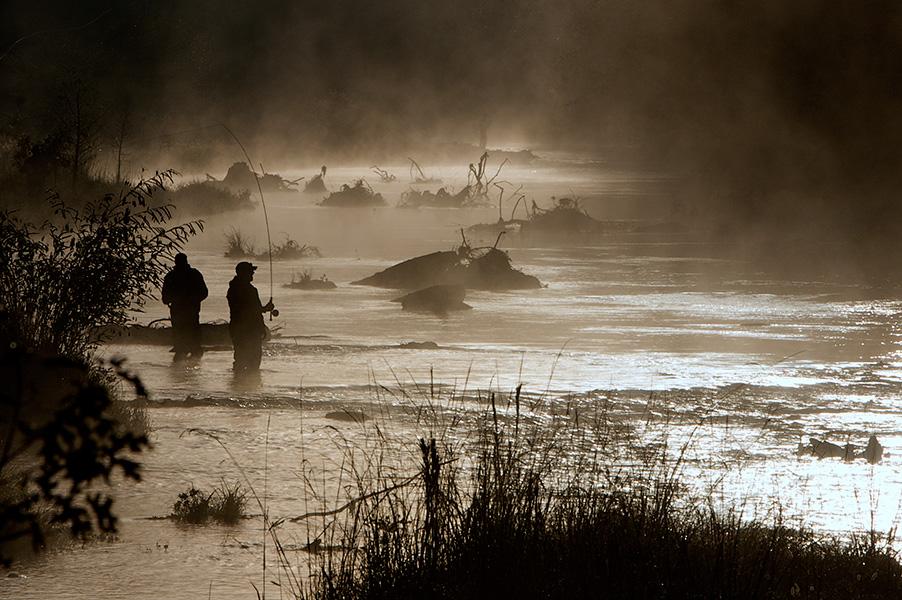 fotos de pesca, pauisaje de pesca, trucos fotos pesca, camara para fotos pesca