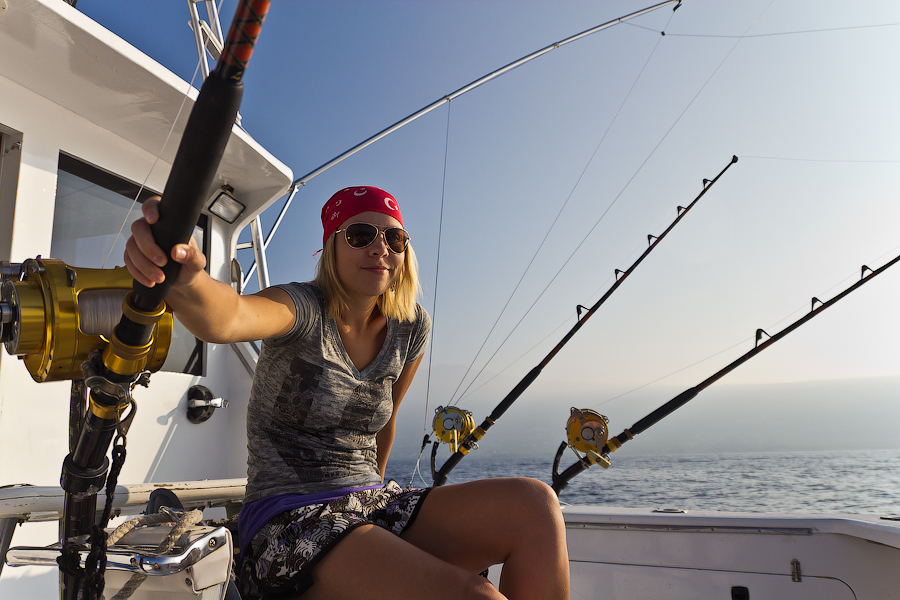 Some tips for booking a fishing trip abroad cosas chulas for Fishing games for girls