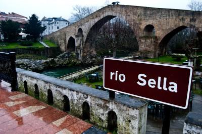 Puente Sella Cangas Onís. Civilon