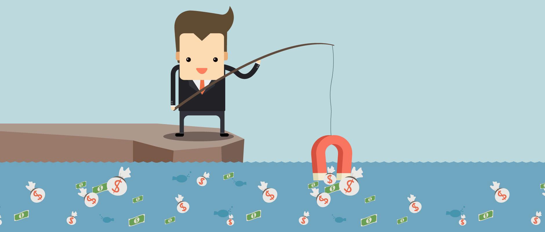 lead, registro, internet, cómo generar, formulario, pesca, negocio