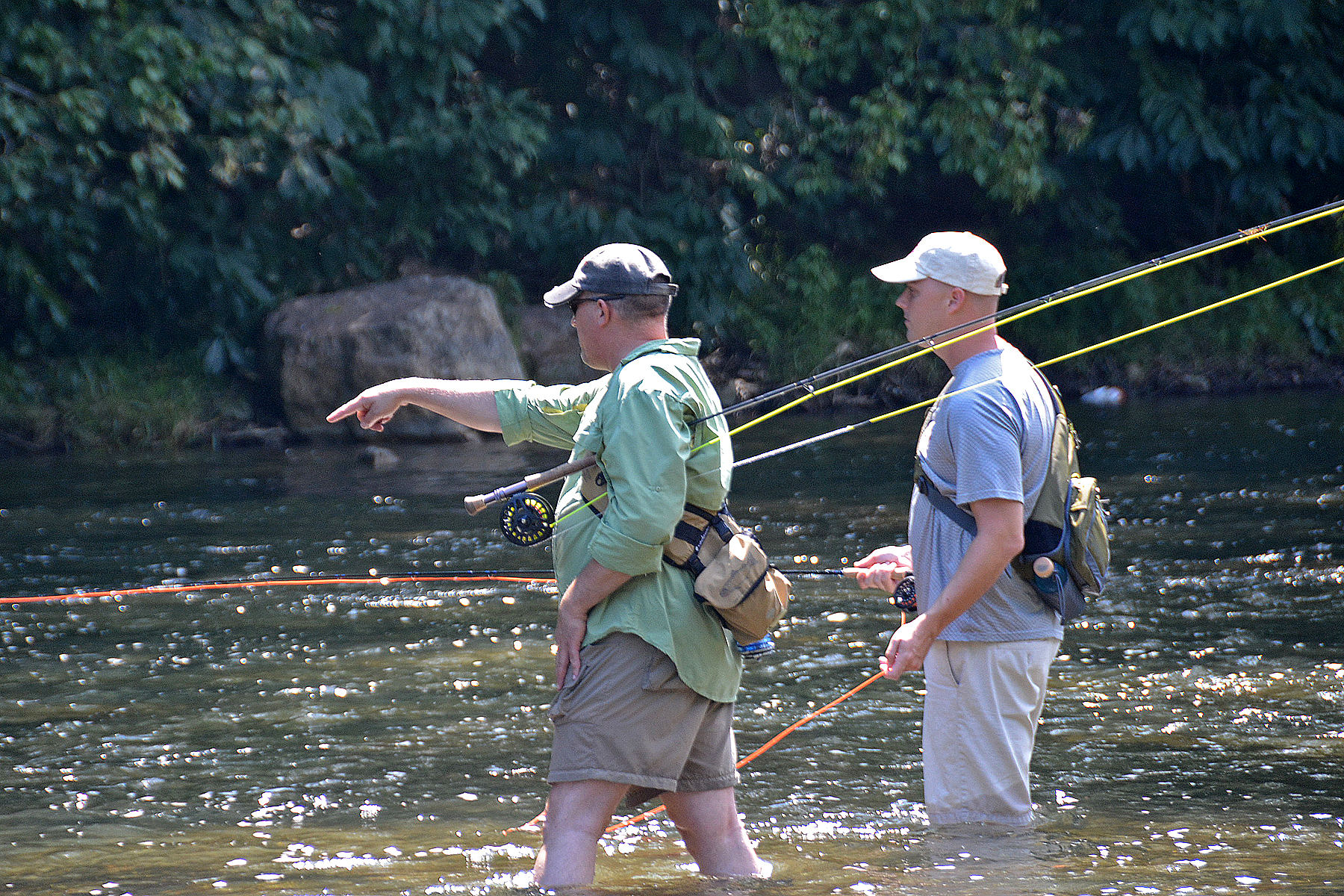 pie de inmersion, riesgo pescar, tartamiento, lesion pie, pesca