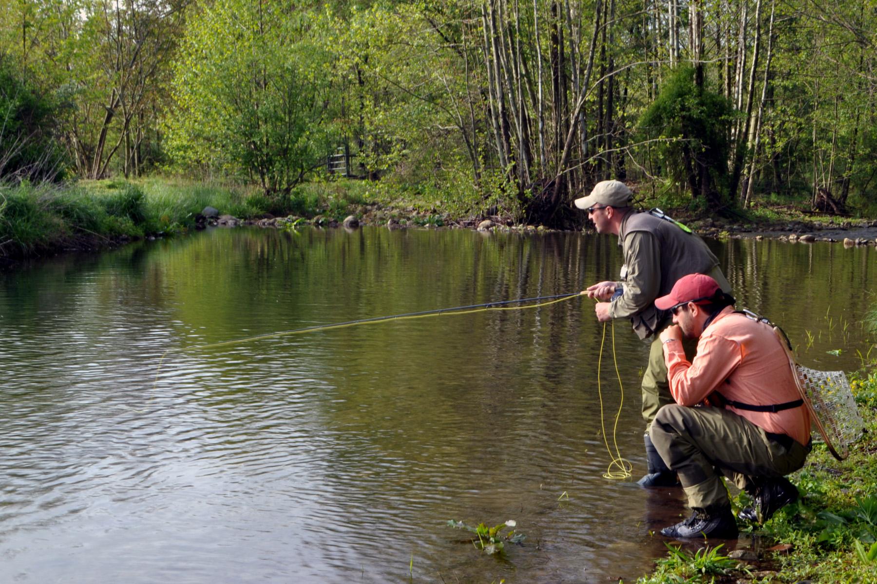 buien guía de pesca, obligaciones guía de pesca, orvis, viaje de pesca, pesca a mosca, consejos pesca a mosca, cosas chulas de pesca