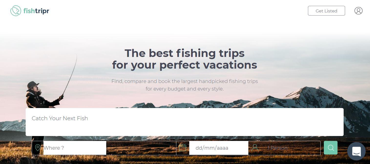 Fish Tripr, viajes pesca, precio, low cost, barato