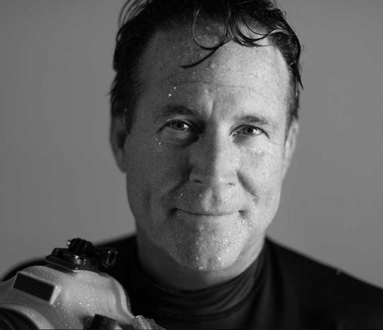Kevin Dodge, fotos de pesca subacuáticas
