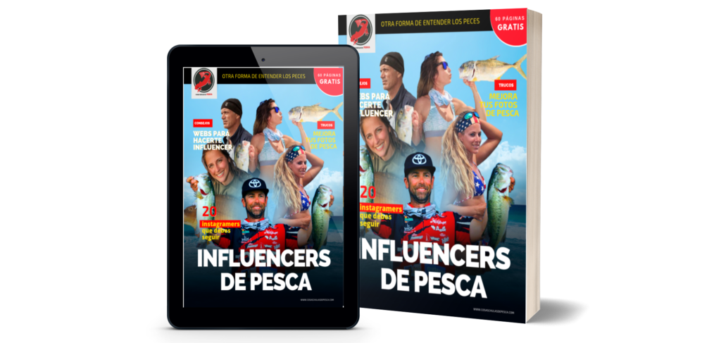 Ebook Influencers de Pesca