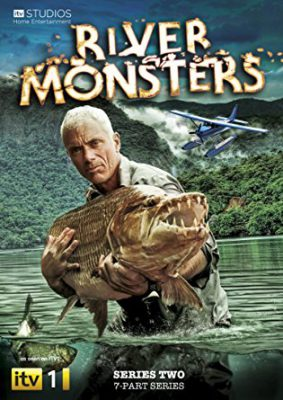 River Monsters, Jeremy Wade, pesca
