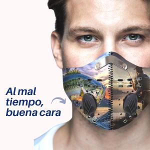 mascarilla, pesca.protección, coronavirus
