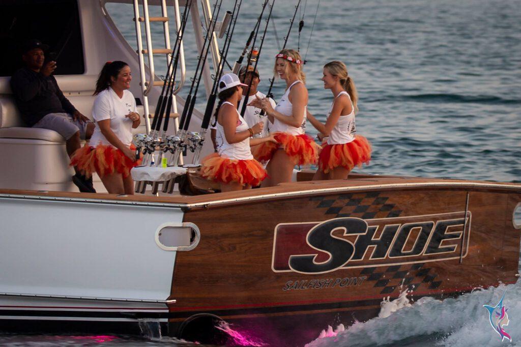 Pescadora Billfish Championship, pesca, mujeres