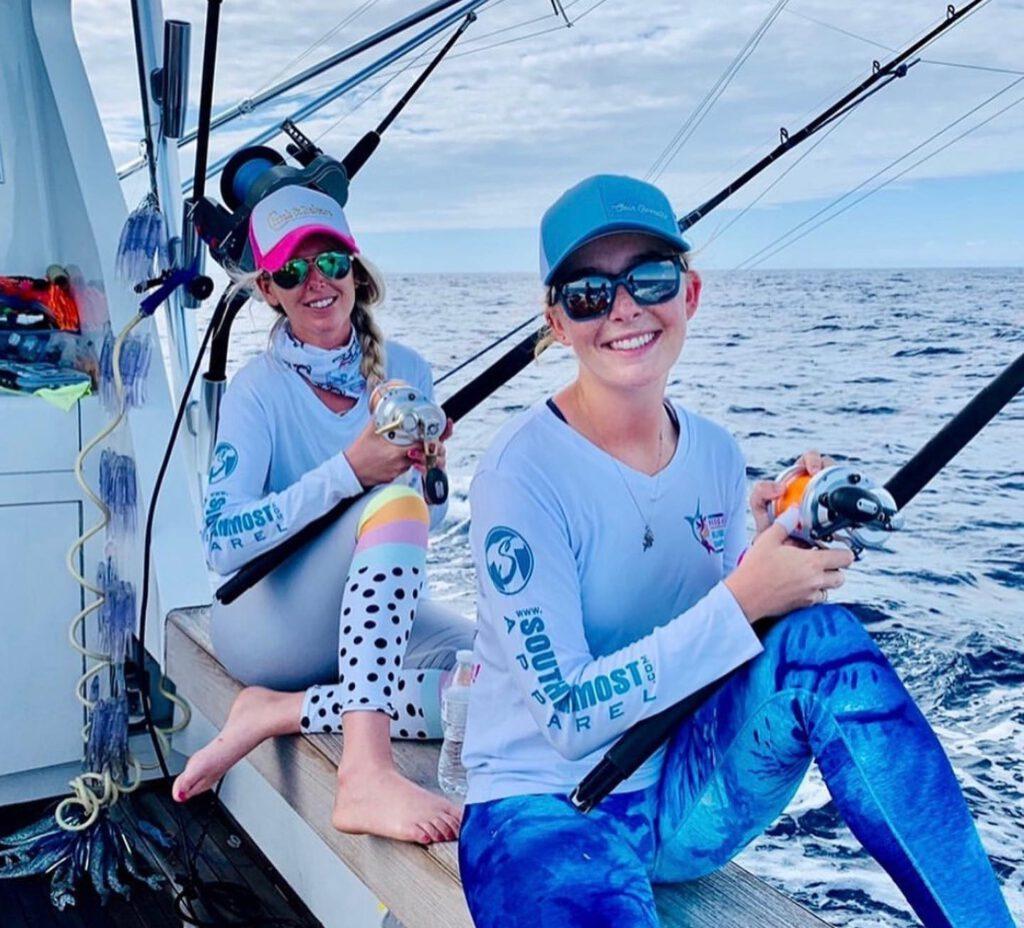 Pescadora Billfish Tournament, torneo de pesca para mujeres