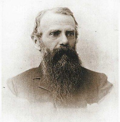 Charles F. Orvis, fundador de la marca de pesca