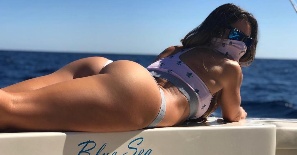 Jacki Shea, la youtuber que enciende las redes con videos de pesca